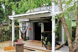 Cool Backyard Sheds Where We Live Backyard U0027pub Shed U0027 Celebrates All Things