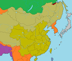 China Blank Map by A Blank Map Thread Page 222 Alternate History Discussion