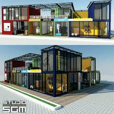 office design 40ft container office designs container van office