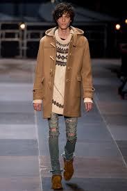 saint laurent fall 2013 menswear collection vogue