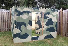Backyard Fort Designs  Simple DIY Backyard Forts  The Latest - Backyard fort designs