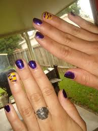 11 best football nails designs images on pinterest football