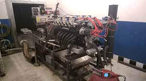 lamborghini v12 engine lamborghini v12 engine working hard in the test bench youtube