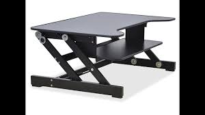 Stand To Sit Desk by Lorell Sit To Stand Monitor Riser Llr81974 Amazon Youtube
