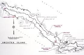 map of aleutian islands nuclear weapons tested in aleutian islands timeline voices