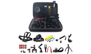 Gopro Kit Gopro Mount Accessory Kit For 1 2 3 3 4 5 26