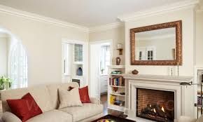 All White Home Interiors Luxury Small Manhattan Apartment Living Room With Simple Fall All
