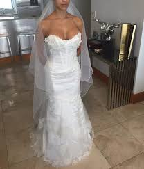 cymbeline wedding dresses cymbeline white lace fiona wedding dress size 2 xs