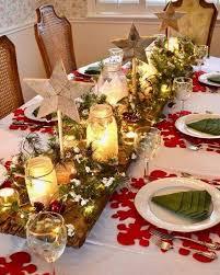 idee per la tavola per apparecchiare la tavola per la vigilia di natale tavola di