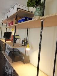 Diy Desk Pipe by Steampunk Desk And Shelving Diy U2013 Liberatedmind
