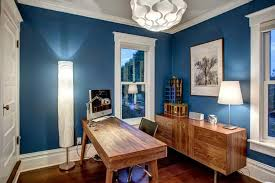 colors for a home office home office blue wall color home office wall colors gallery