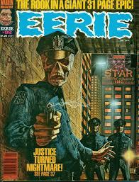 eerie magazine vintage horror comics for sale books inc