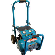 8 gal wheelbarrow portable gas powered air compressor with kohler