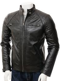 motorcycle style leather jacket mens biker leather jackets biker style jackets for men at caine