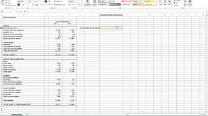 Fixed Asset Register Excel Template Calculating Fixed Assets To Worth Ratio In Excel