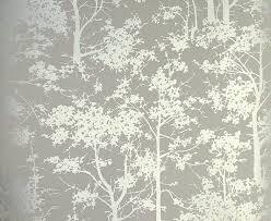silver contemporary wallpaper mandara wallpaper by osborne