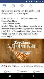 salted caramel martini recipe die 25 besten salted caramel martini ideen auf pinterest