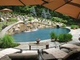 Pool Landscape Design by Swimming Pool Landscape Design Swimming Pool Landscaping Ideas