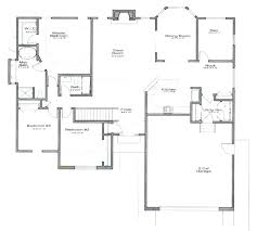 house plans open floor plan modern house plans open floor plan six bedroom split with two