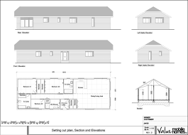 Mobile Home Plans Mobile Home Normandy U2013 Barn Style Twin Unit Log Cabin Value