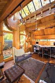 Tiny House Square Footage 450 Square Foot Cabin Designed By Henry Yorke Mann Owned By Keith