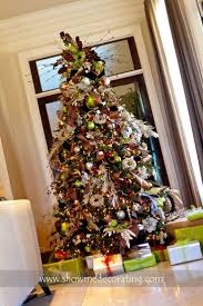 Green Pre Lit Pop Up Christmas Tree by 26 Best Christmas Tree Themes Images On Pinterest Christmas Tree
