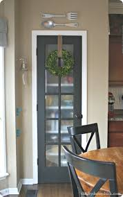 Paint Ideas For Kitchens Best 25 Painted Pantry Doors Ideas Only On Pinterest Kitchen
