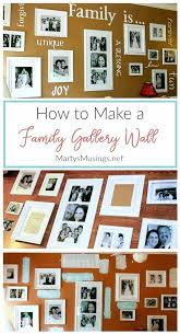 family gallery wall complete tutorial on how to a gallery