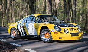 renault rally rm monaco 2016 1965 alpine renault a110 in group 4 rally spec