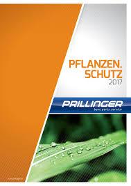 pflanzenschutz 2017 by prillinger ersatzteile mit serviceplus