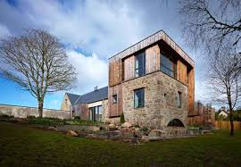 scottish homes and interiors three glens scotland eco residence e architect