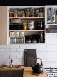 how to organize open kitchen cabinets small space solutions 17 affordable tips from an nyc