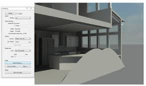 solved interior rendering shows up black autodesk community
