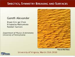 physics at the university of virginia all condensed matter seminars