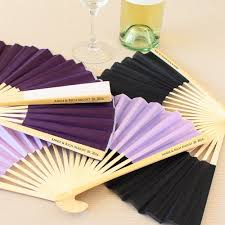 personalized paper fans personalized silk fans personalized fans silk fans