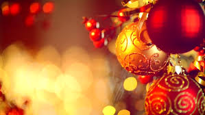 New Year Christmas Tree Decorations by Christmas And New Year Decoration Abstract Blurred Bokeh Holiday