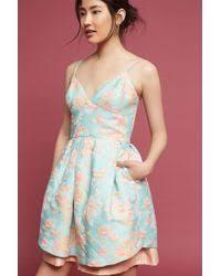 hutch cressida floral dress lyst