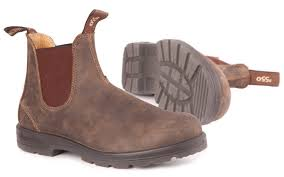 s blundstone boots australia 585 the leather lined in rustic brown australian boots brown