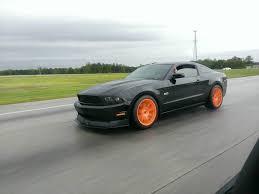 Black 2011 Mustang Gt Roush Mustang 7 Bar Upper Black Billet Grille 404473 10 12 Gt