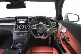mercedes benz c class coupé review 2015 parkers