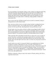 simple cover letter examples for students cover letter for