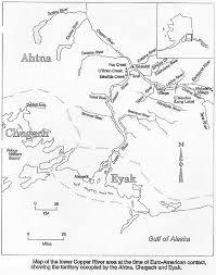 Mccarthy Alaska Map by The Russian C U0027eyigge U0027