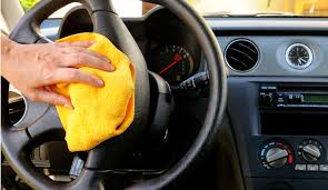 Cloth Car Seat Cleaner How To Clean Your Car Interior Like A Pro