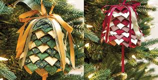 silver bells ornament no sew anyone can make quilting