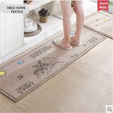 tapis cuisine 50x80 cm 50x160 cm résistance au dérapage tapis cuisine tapis