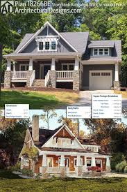 brick bungalow house plans 109 best bungalow style house plans images on pinterest bungalow