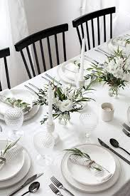 Dining Room Table Setting Ideas 269 Best Entertaining Images On Pinterest Table Settings