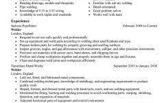 Welder Resumes Examples Coded Welder Resume Samples Sample Welder Resume Template Sample