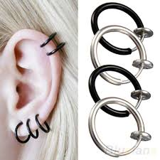 cheap clip on earrings wholesale men s earrings in men s jewelry buy cheap men s