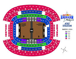 Frontier Seat Map Rfd Tv U0027s The American Announces Arena Map And The Crowne Plaza